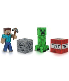 100115041-Kit-Bonecos-Minecraft-Creeper-e-Steve-Multikids