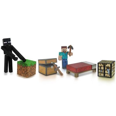 100115042-Conjunto-Minecraft-Survival-Pack-e-Boneco-Enderman-Multikids