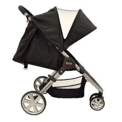 Carrinho-Triciclo-B-Agile-3---Neon-Black---Britax