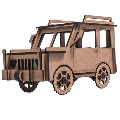 Quebra-Cabeca-3D---Jeep---47-Pecas---Pasiani-Brinquedos