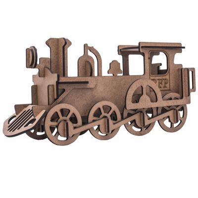 Quebra-Cabeca-3D---Locomotiva---36-Pecas---Pasiani-Brinquedos