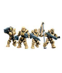 Playset-Megabloks-Halo---Tropa-de-Fogo---Equipe-Rinoceronte-da-UNSC---Mattel