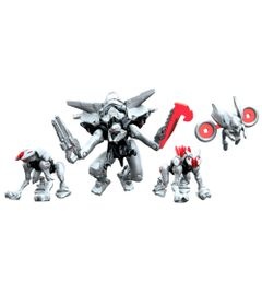 Playset-Megabloks-Halo---Tropa-de-Fogo---Guerreiros-de-Prometeus---Mattel