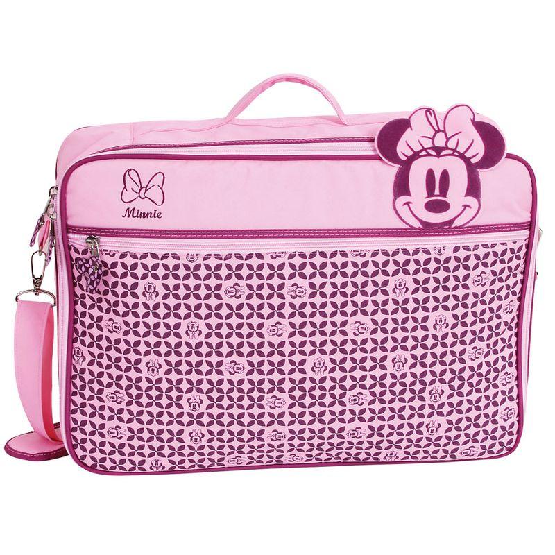 700892680de7 Mala Luxo com Trocador - Minnie - Disney - BabyGo - Ri Happy Brinquedos