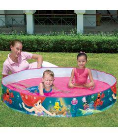 Piscina-Inflavel-Redonda---A-Pequena-Sereia-Disney---350Ltrs---New-Toys