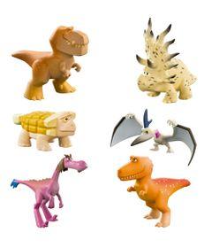 Pack-Figuras-Basicas---Disney---O-Bom-Dinossauro---Butch-Pack---Sunny