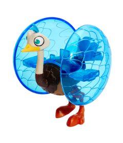 Mini-Figura---Disney-Junior---Miles-From-Tomorrowland---7cm---Cosmic-Merc---Sunny