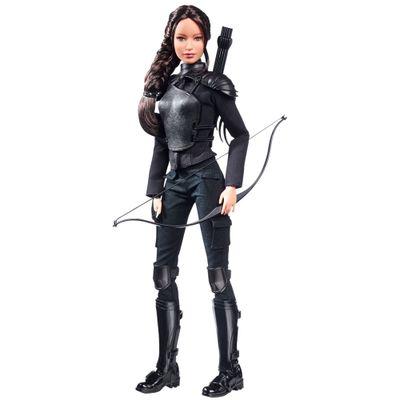 Boneca-Barbie-Colecionavel---Jogos-Vorazes---Mockingjay-Pt-2---Katniss-Everdeen---Mattel