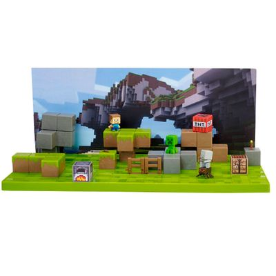 Estudio-de-Animaginext---Minecraft---Mattel