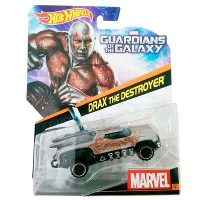 Carrinho-Hot-Wheels-Marvel---Drax-The-Destroyer---Mattel