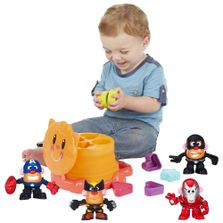 100117958-Kit-Gatinho-com-Jogo-de-Formas-Boneco-Mr-Patate-Head-Spider-Man-Wolverine-e-Capitao-America-Playskool