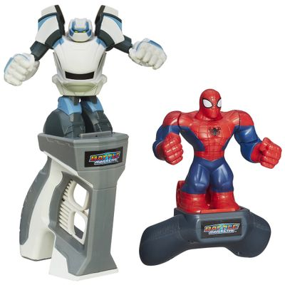 100117742-Kit-Marvel-Battle-Masters-Spider-Man-e-Barricade-Hasbro