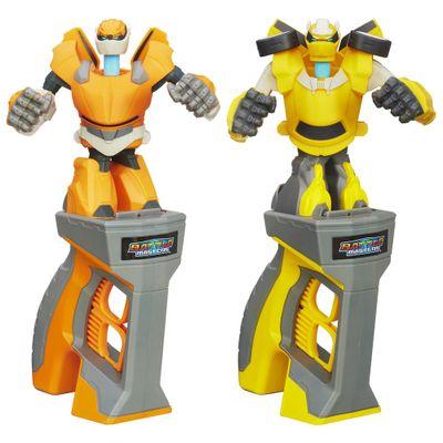 100117743-Kit-Transformers-Battle-Masters-Bumblebee-e-Prowl-Hasbro