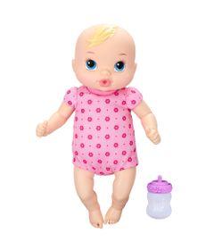 Boneca-Baby-Alive---Recem-Nascida-Vestido-Rosa-com-Mamadeira---Hasbro-1