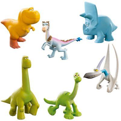 Pack-Figuras-Basicas---Disney---O-Bom-Dinossauro---Arlo-Pack---Sunny