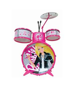 Bateria-Infantil---Barbie-Pop-Star---Fun