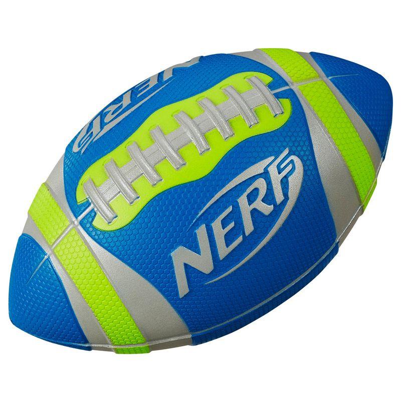 Bola de Futebol Americano Nerf Sports - Azul - Hasbro - Ri Happy Brinquedos ca599bcf41c93