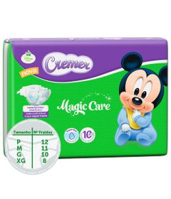 Fralda-Descartavel-Magic-Care-Hiper---Disney-Baby---Cremer---M---72-Unidades