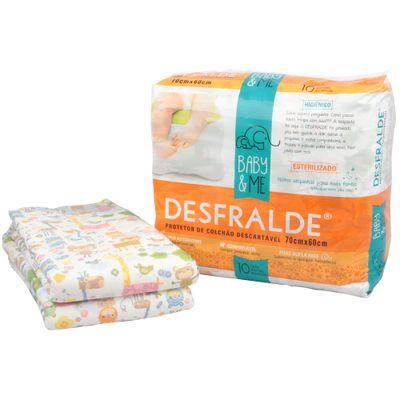 Protetor-de-Colchao-Descartavel-e-Absorvente---10-Unidades---Baby-And-Me