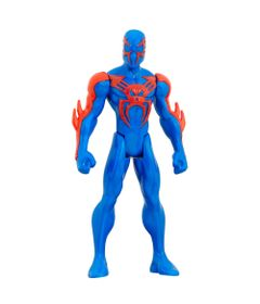 Boneco-Ultimate-Spider-Man-Web-Warriors---14-cm---Spider-Man-2099---Hasbro