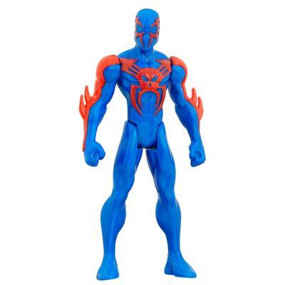 Boneco-Ultimate-Spider-Man-Web-Warriors---14-cm---Spider-Man-2099---Hasbro