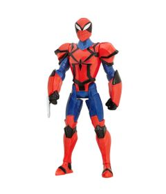 Boneco-Ultimate-Spider-Man-Web-Warriors---14-cm---Spider-Knight---Hasbro
