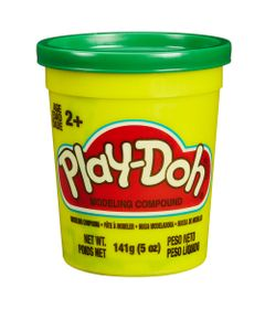 Massinha-Play-Doh---Pote-Individual---Verde---Hasbro