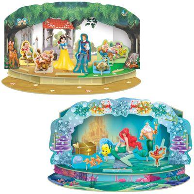 100118377-Leve-2-pelo-Preco-de-1-Playset-Momentos-Magicos-Princesas-Disney-Ariel-e-Branca-de-Neve-Estrela
