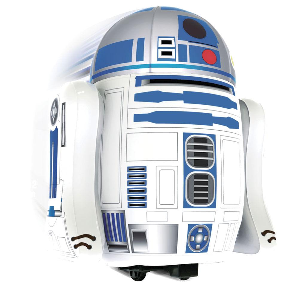 Boneco com Controle Remoto - R2-D2 Inflável - Estrela - Disney