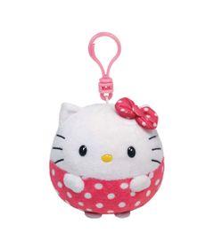 Pelucia-Chaveiro---Beanie-Boops-Clip---Hello-Kitty---DTC