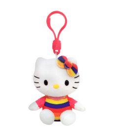 Pelucia-Chaveiro---Beanie-Boops-Clip---Hello-Kitty-Cupcake---DTC
