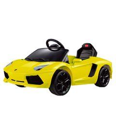 Mini-Veiculo-Motorizado---Lamborghini-LP700---Amarela