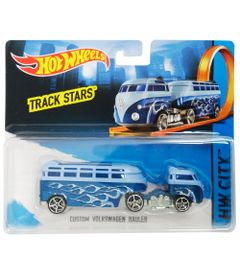 Carrinho-Hot-Wheels---Track-Stars---Custom-Volkswagen-Hauler-Azul---Mattel