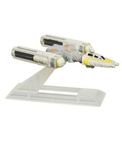 Veiculo-Blackser-Die-Cast---Star-Wars---Episodio-IV---Y-Wing---Hasbro
