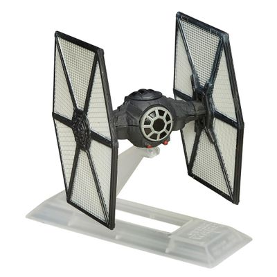 Veiculo-Blackser-Die-Cast---Star-Wars---Episodio-VII---First-Order-Tie-Fighter---Hasbro