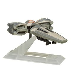 Veiculo-Blackser-Die-Cast---Star-Wars---Episodio-I---Sith-Infiltrator---Hasbro