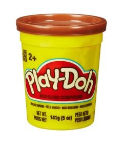 Massinha-Play-Doh---Pote-Individual-Marrom---Hasbro