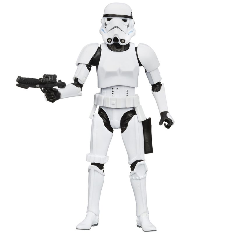 8b1d485cef4737 Figura Colecionável Star Wars - The Black Series - 09 - Han Solo ...