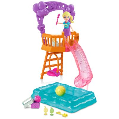 Boneca Polly Pocket - Festa no Jardim - Mattel