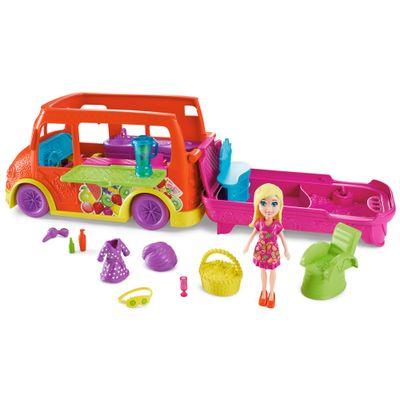 Boneca-Polly-Pocket---Carrinho-de-Suco---Mattel