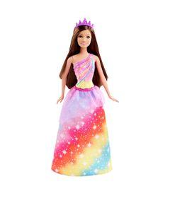 Boneca-Barbie-Princesa---Reinos-Magicos---Reino-dos-Arco-Iris---Mattel