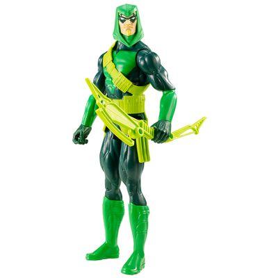 Boneco Liga da Justiça Dc Comics Arqueiro Verde Mattel