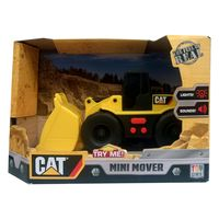 Trator-Caterpillar---Mini-Mover---Pa-Carregadeira---DTC