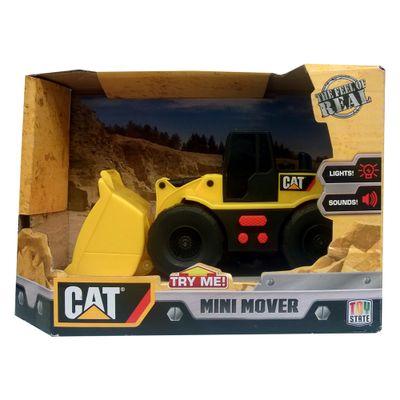 Trator-Caterpillar---Mini-Mover---Pa-Carregadeira---DTC