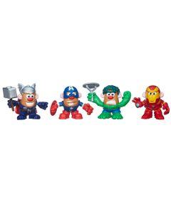 Boneco-Mr-Potato-Head---Marvel-Mashups-4-Figuras---Hasbro