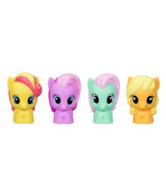 Mini-Figuras-My-Little-Pony---Pack-4-Unidades---Playskool---Hasbro