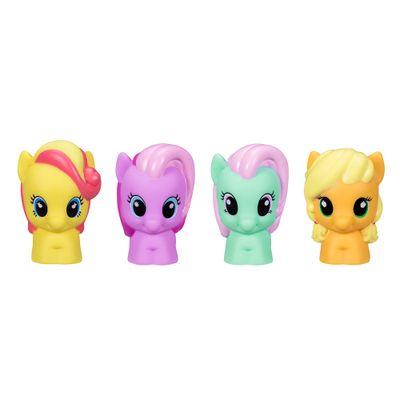 Mini-Figuras-My-Little-Pony---Pack-4-Unidades---Playskool---Hasbro