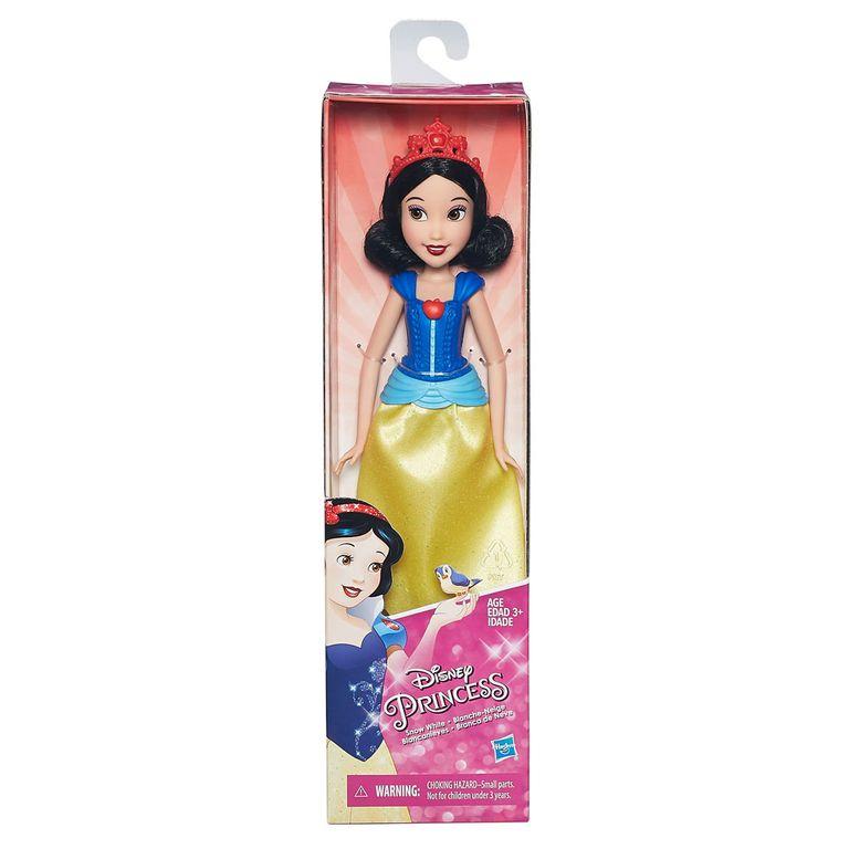 Boneca Classica Princesas Disney Branca De Neve Hasbro Ri