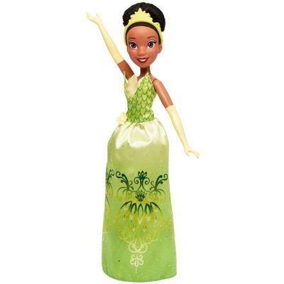 Boneca-Classica---Princesas-Disney---Tiana-Vestido-Brilhante---Hasbro