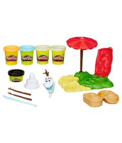 Conjunto-Play-Doh---Disney-Frozen---Verao-do-Olaf---Hasbro